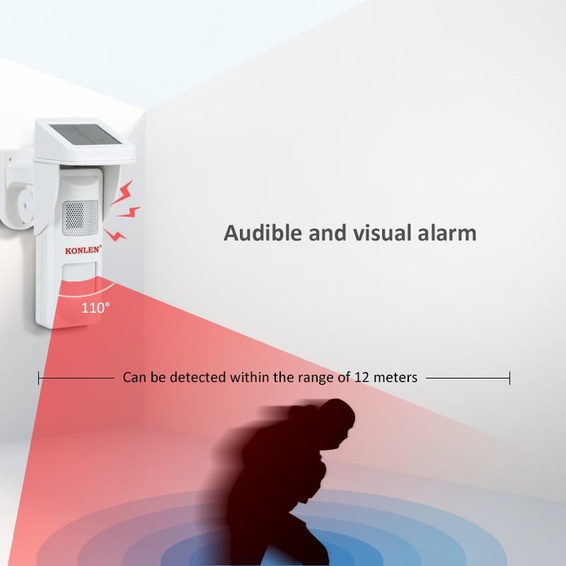 detection angle