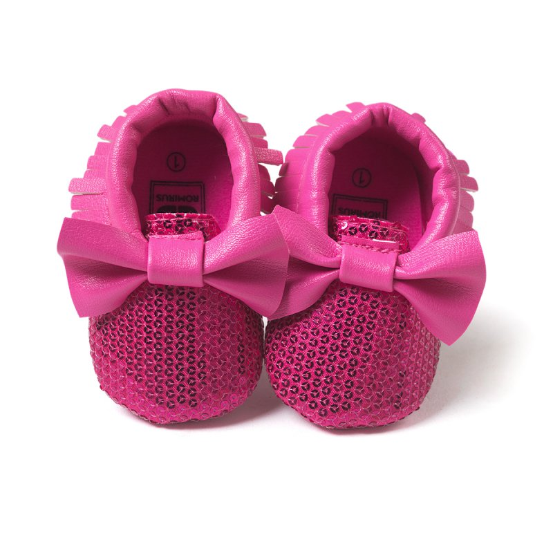 Toddler-Baby-Tassel-Bowknot-Beading-PU-Leather-Soft-Bottom-Shoes-First-Walkers-0-18M-LH6s-2