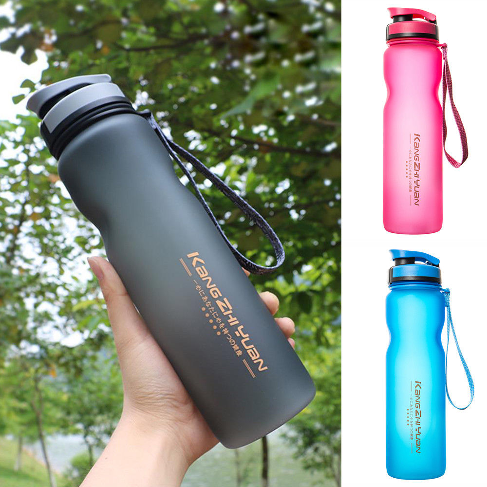1000ML600ML Sports Water Bottles Drinking Water For Bottle Infuser tumbler Portable Space Bike Cycling Sports Bottle