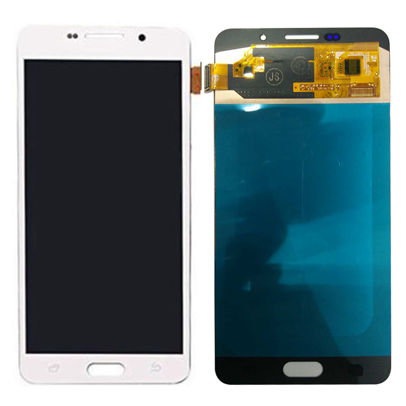 For Samsung Galaxy A7 2016 A7100 A710F A710M with Touch Screen Digitizer Assembly ReplacementFor Samsung Galaxy A7 2016 A7100 A710F A710M with Touch Screen Digitizer Assembly Replacement