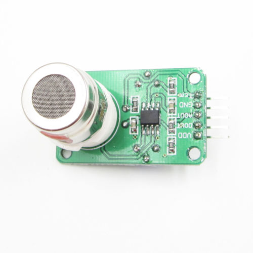 MG811 CO2 Carbon Dioxide Gas Sensor Module Detector with Analog Signal Output 9999ppm carbon dioxide co2 monitor detector air temperature humidity logger