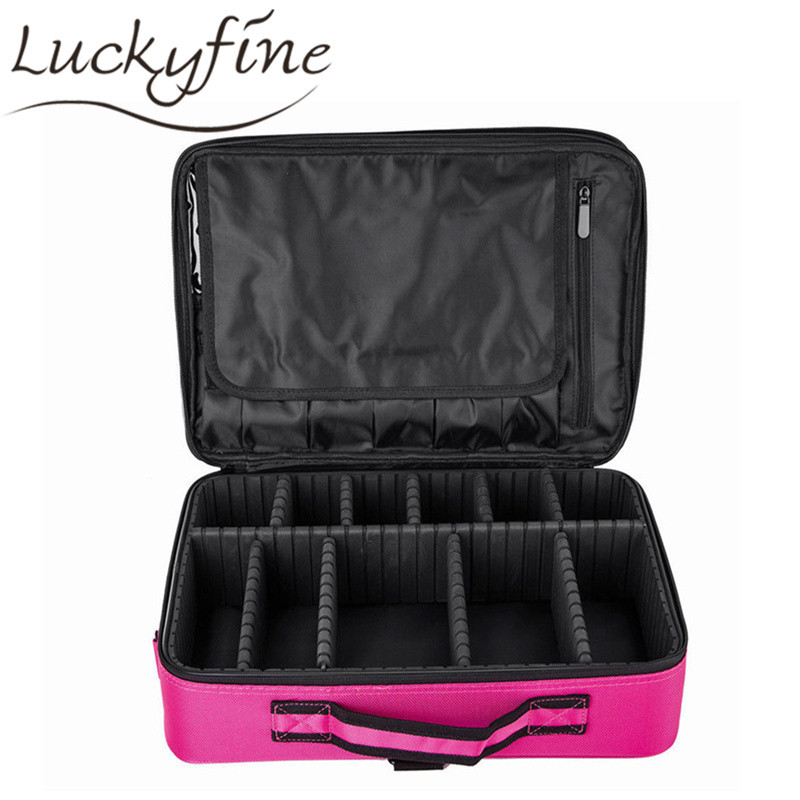 541a727565 Makeup Brush Bag Case Professional Makeup Tools Bags Protable Waterproof Cosmetic  Case Storage Pouch Beauty Artist