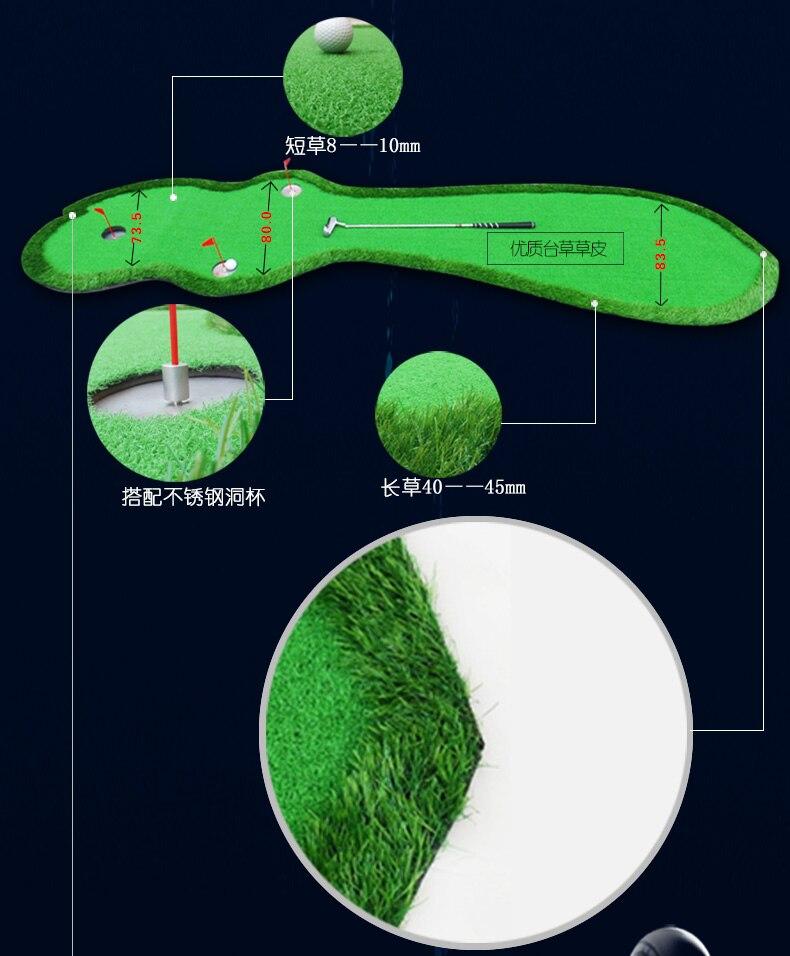 3m 0 85m Top quality Eco friendly font b Golf b font putting green font b