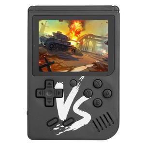 Image 3 - 3,0 zoll Mini Handheld Videospiel konsole Gebaut in 500 Klassische Spiele Doppel Spielen Gaming Player Portable Handheld Spiel player