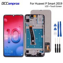Original For Huawei P Smart 2019 LCD Display Touch Screen Digitizer Assembly 201 ScreenLCD 10 Repair Parts