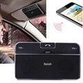 Car Kit Clip Vehicle Speakerphone Handsfree Wireless Bluetooth V4.0 Multipoint Sunvisor Speakerphone Auto Speaker for Smartphone