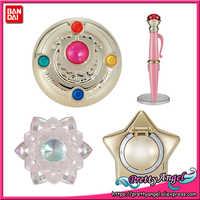PrettyAngel - Genuine Bandai Sailor Moon 25th Anniversary Gashapon Memorial Articles Star Locket Disguise Pen Toys Figures