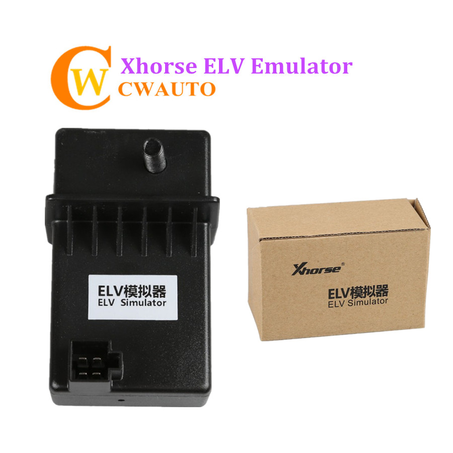 XHORSE ELV Simulator Emulator Work with VVDI MB Tool For204 207 212 Renew ESL