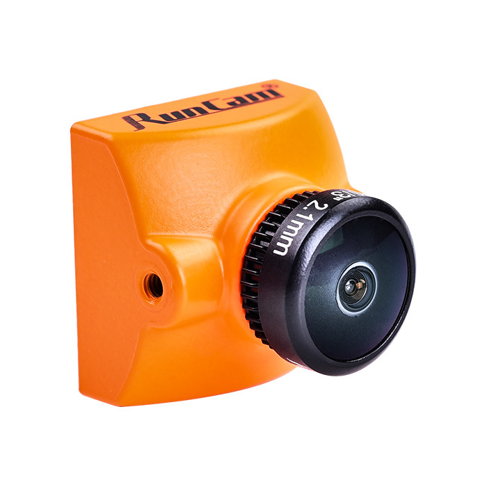 RunCam Racer 2 FPV Camera 700TVL Super WDR CMOS Sensor 2.1mm FOV 145 degree M8 Lens PAL/NTSC for FPV Racing Drone