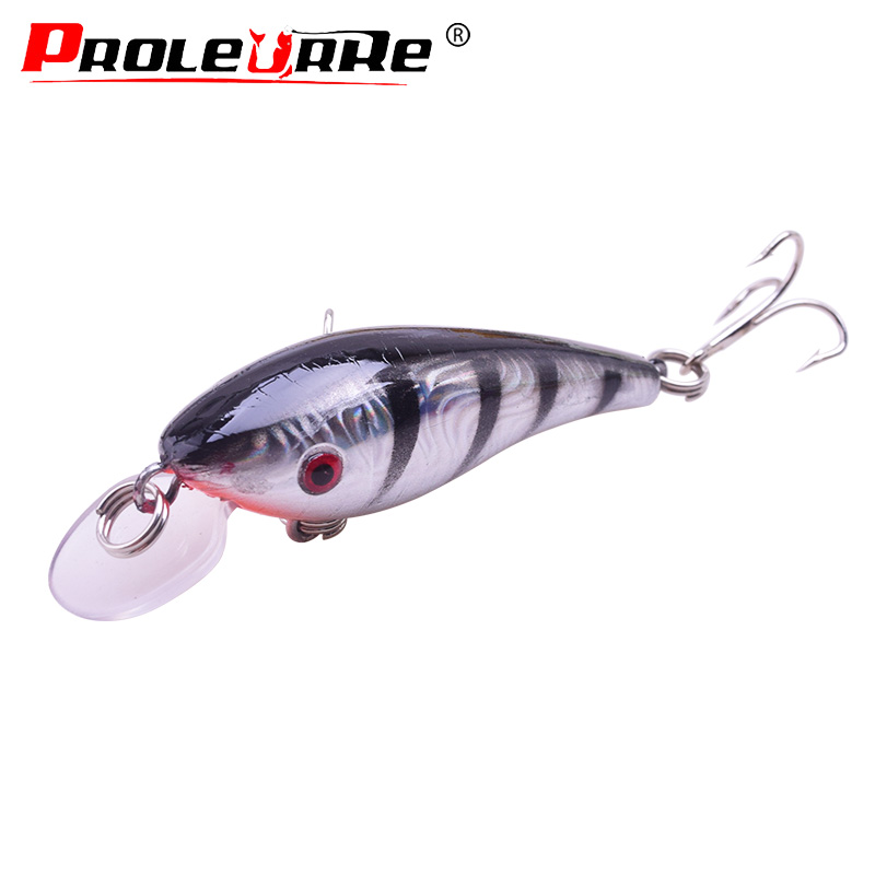 1Pcs Minnow Fishing Lures 6cm 4.5g Floating Hard Bait Topwater Wobbler Bass Lure Bass Fishing Accessories Slow Floater Plug