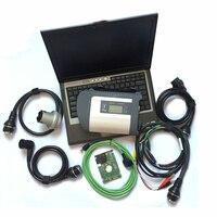 2017.12 MB Estrella C4 SD Conecta Para MB Coche Camión mb estrella multi-idiomas de diagnóstico c4 con HDD software D630 Laptop 4g mb c4