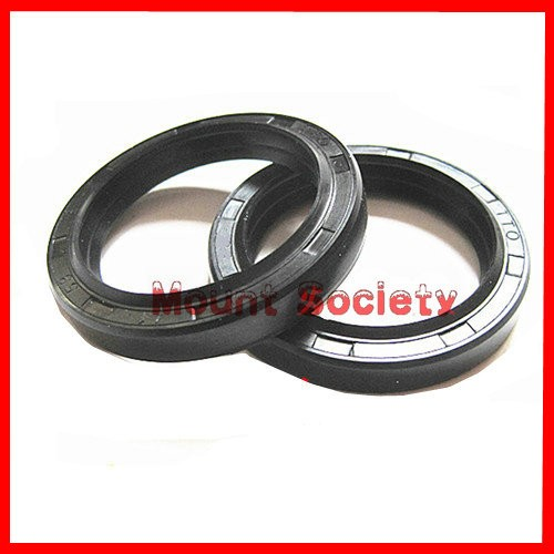 Motorcycle Parts Front Fork Damper Oil Seal For Kawasaki KX250F 08 Honda CRF250 03-09 CRF450 02-06 Motorbike Shock Absorber