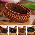 Free Shipping 2017   New Fashion Classic Jewelry Hot Multilayer Personality Wild Fashion Women And Men Leather Bracelet sa060