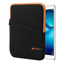 Soft Shockproof Tablet Liner Sleeve Pouch Bag for Huawei MediaPad M3 BTV-W09 BTV-DL09 8.4 Inch Cover Case Shell +Stylus pen цена и фото