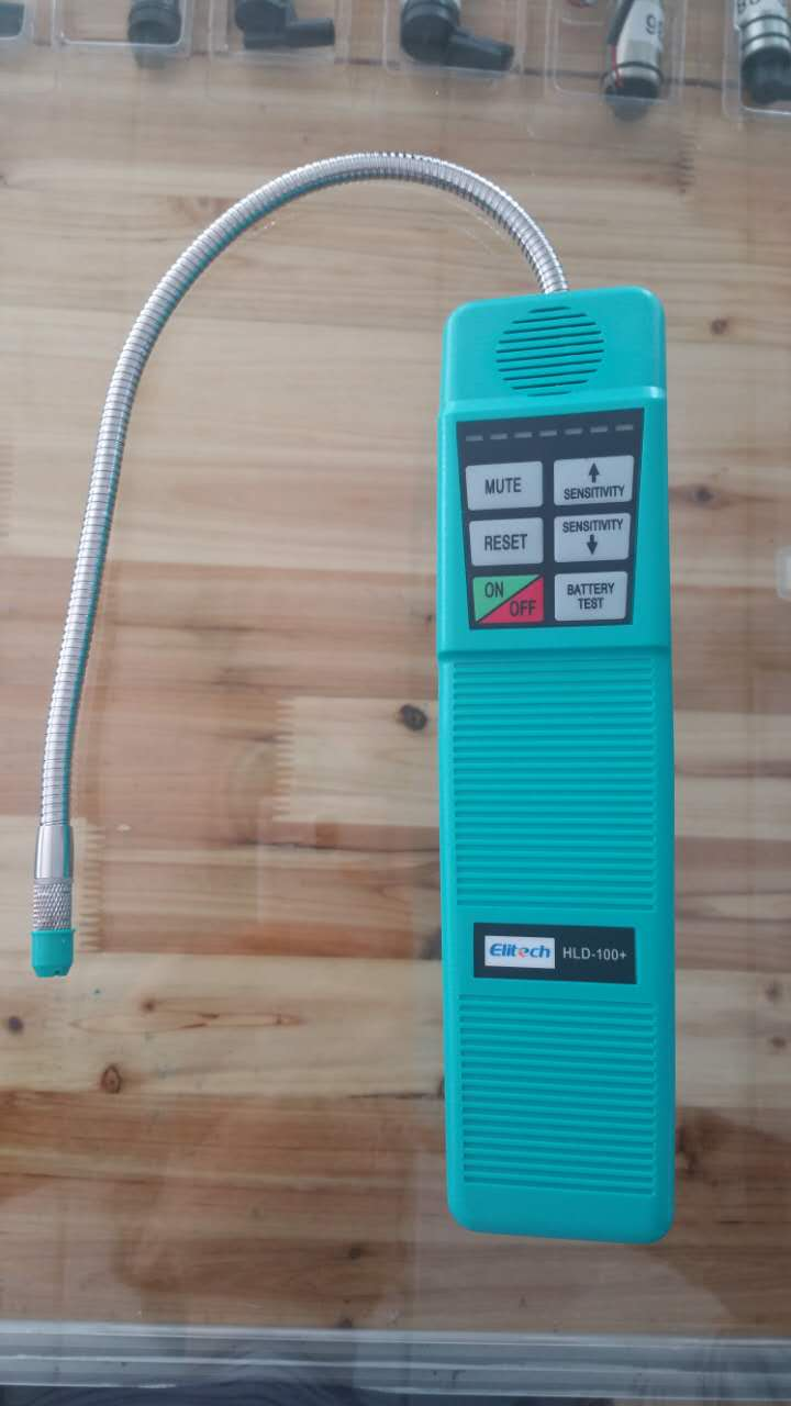 Halogène détecteur de fuite, détecte halogène fuite, comme R134A R12 R410a R22, climatisation Automobile réfrigérant fuite détecteur