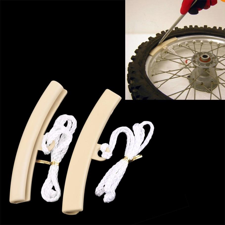 2pcs Plastic Wheel Rim Protector for Passenger Car & Motorcycle Edge Protectors Tyre Tire Repairing Tool hot selling