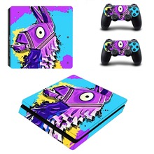 Battle Royale PS4 Slim Skin Sticker Decal for PlayStation 4 Console and Controller Vinyl