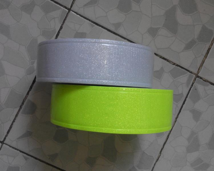 5cm*2 Meters Traffic Safety Reflective PVC Tape For Clothing Flashing Tiny Star Reflective Warning Strip