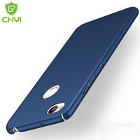 For ZTE Nubia Z11 Mini S Case Hard Frosted PC Back Cover 360 Full Protection Housing