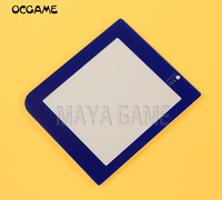 OCGAME Multi color New Protective Screen Lens for GameBoy Pocket GBP game console screen Plastic Protective panel 50PCS/LOT