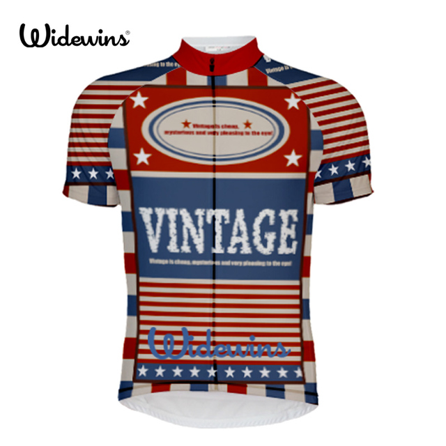 967dc6a22 2019 Top Quality America Mens PRO TEAM vintage Race Cycling Jersey Road Mtb  Short Sleeve Bicycle Shirt bike gear USA 5825