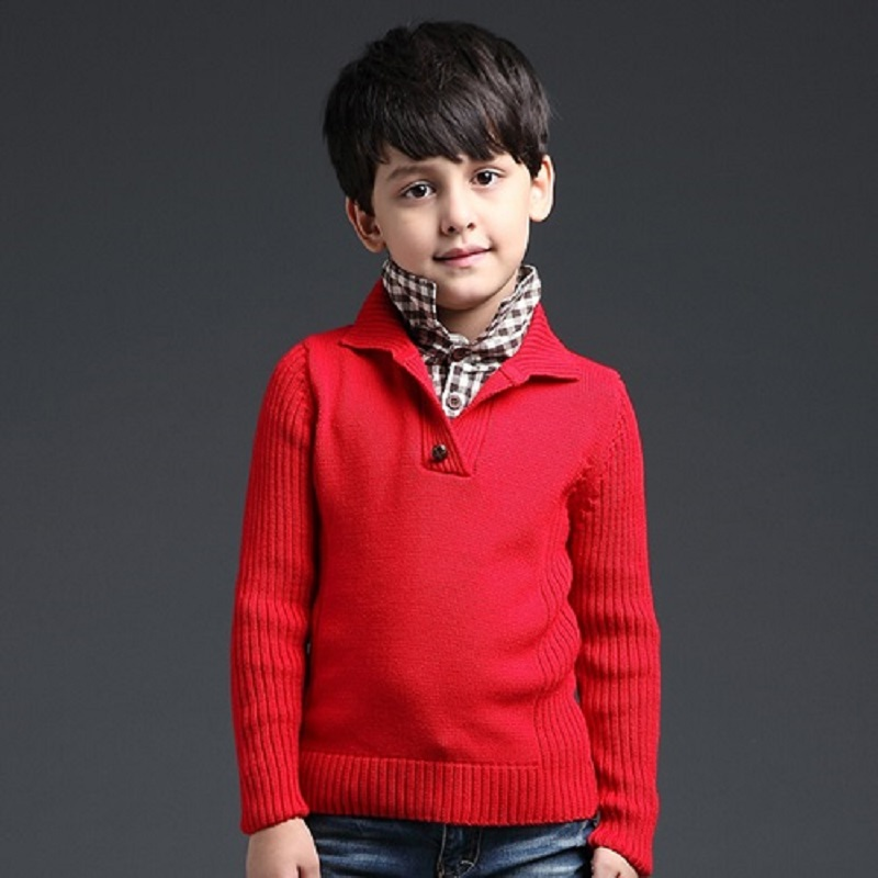 Hot Sale All Models Children Sweater Pullover Boys