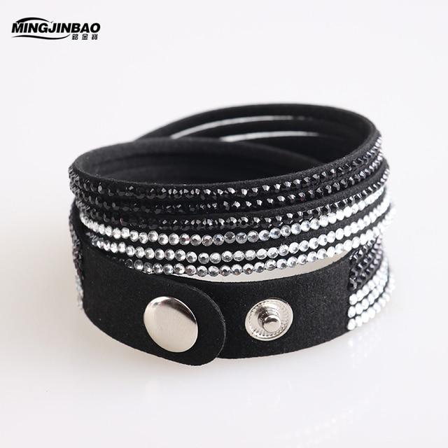 bracelets for women fashion leather for women luxury brand bracelet femme manche