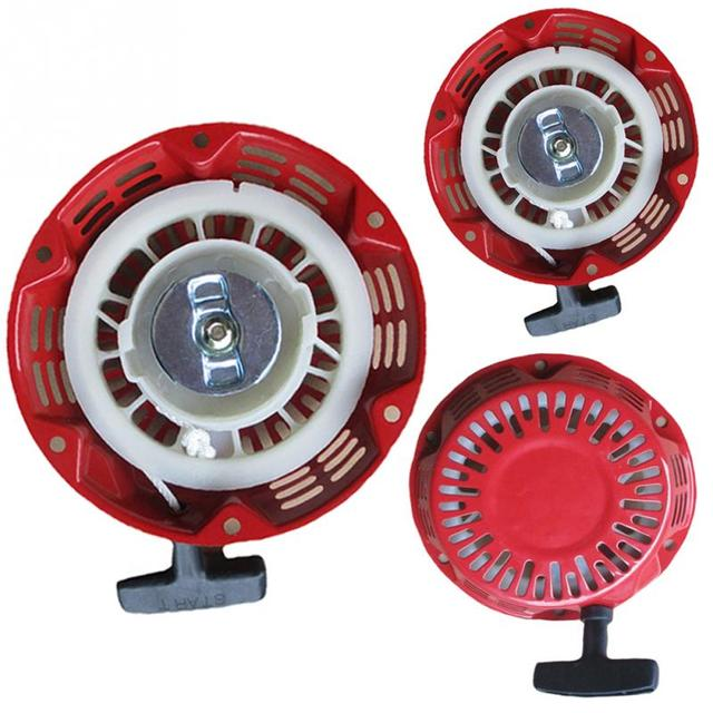 red start recoil assembly for honda gx160 5 5hp gx200 6 5hp engine rh aliexpress com Replace Recoil Starter Rope Briggs and Stratton Recoil Starter Assembly