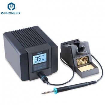 Оригинальный быстрый TS1200A 120 Вт умный свинец Электрический паяльник станция для мобильного телефона материнская плата, Пайка Ремонт