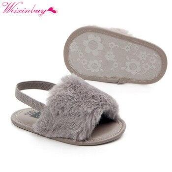 chaussures de séparation 1d809 9c679 Sandales pour filles bébé fille chaussures mode fausse