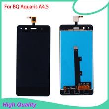 High Quality LCD Display For BQ Aquaris A4.5 Touch Screen Di