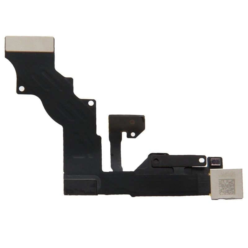 Front Camera For IPhone 5 5S SE 5C 6G 6 6S Plus Front Facing Camera Right Proximity Sensor Flex Cable With Microphone Assembly