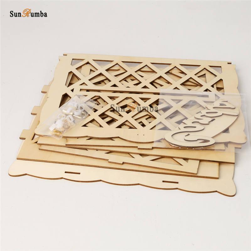 Wedding card box MUW-329-09