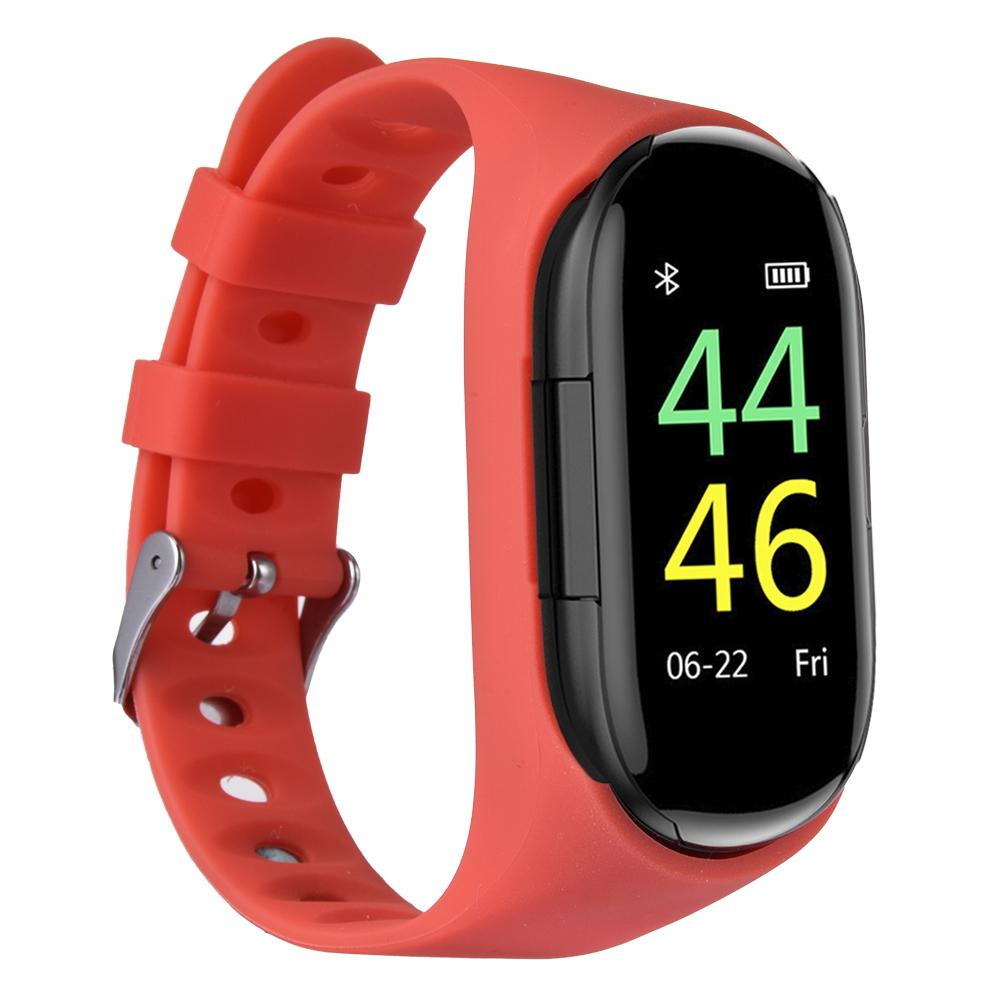 Image 2 - Newest Smart Watch Built in Bluetooth 5.0 Earphone Heart Rate Blood Pressure Monitoring Smart Wristband For IOS Android Unisex-in Smart Wristbands from Consumer Electronics