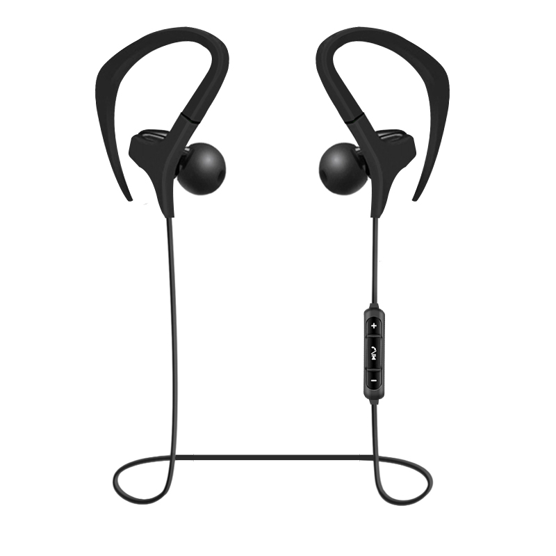 Bluetooth 4 2 PTM BX441 Earphone Headphones Sports Earphone Wireless Headset Stereo Earbuds with Mic for