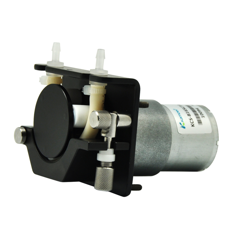 Kamoer DC motor KCS 12v 24V electric water pump peristaltic dosing pump with BPT tube цены онлайн