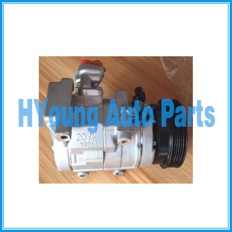 Vendita diretta della fabbrica di ricambi auto ac compressore 10S20C per Kia Gran Carnevale 3.8 CO 10975C 977013E930 447260-6591