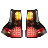Для Toyota Land Cruiser Prado FJ150 LED Фонарь в сборе 2009 огни автомобиля