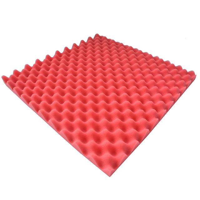 30x30cm Thickness 2cm Acoustic Panels Soundproofing Studio Foam Treatment Sound Proofing  Excellent Sound insulation Home Decor