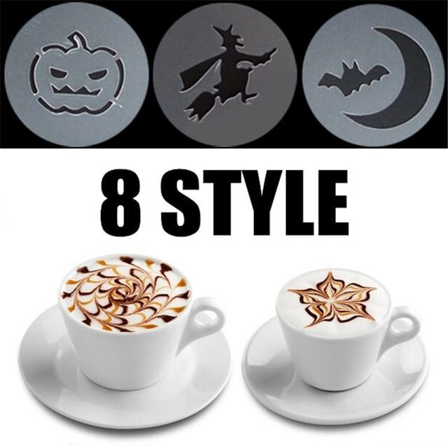 Aliexpress.com : Buy 8pcs/set Coffee Latte Cappuccino Barista Art ...