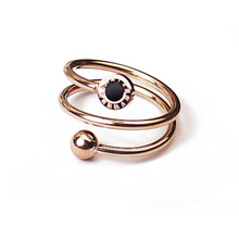 Spira rings for women adjustable Wedding female Ring Hot Fashion fine Jewelry finger jewelry Classic fashion Rings Holiday gifts