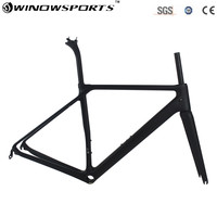 Super light Carbon Road Frame Bicycle Carbon Road Frame Internal Cabling cadre carbone frame road bike