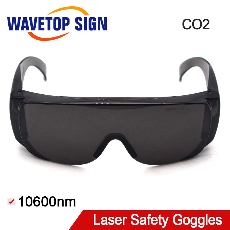 WaveTopSign TCO2 Series 10600nm Laser Safety Goggles Shield Protection  For CO2 Laser Cutting Engraving MachineWaveTopSign TCO2 Series 10600nm Laser Safety Goggles Shield Protection  For CO2 Laser Cutting Engraving Machine