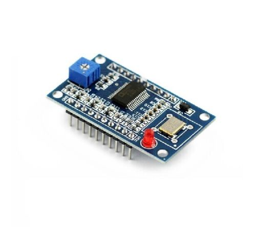 Survy2014 Store 1PCS AD9850 DDS Signal Generator Module 0-40MHz 2 Sine Wave And 2 Square Wave Output NEW