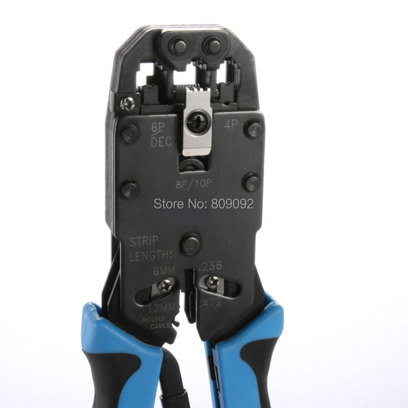 High quality TL-2008AR UTP STP Network Cable RJ11 RJ12 RJ45 Network LAN Telephone Cable Crimper Modular Crimping Tool Pliers