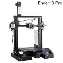 Новые мини DIY Ender-3 Pro/Ender-3 3D-принтеры комплект Полный металлический каркас 3D-принтеры Magic Cmagnet построить поверхность 220*220*250 мм