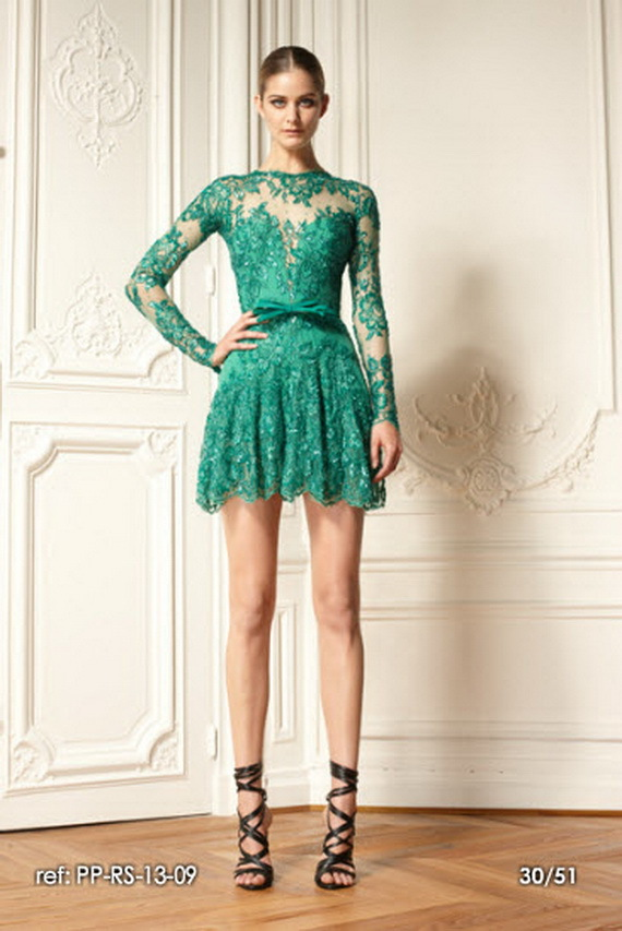 Popular Emerald Green Lace Dress-Buy Cheap Emerald Green Lace ...