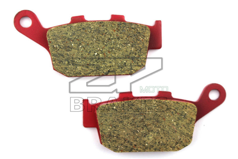 Motorcycle parts Brake Pads Fit HONDA XL 600 VR/VT Transalp 1994-1996 Rear OME NEW Red Ceramic Composite Free shipping cnc motorcycle accessories brakes clutch levers for suzuki gsf650 gsf1250 gsf1200 gsf 650 1200 1250 bandit 2001 2006 2007 2015