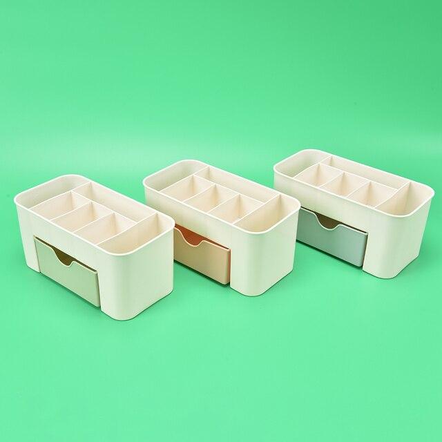 1 STÜCKE Kunststoff Make Up Pinsel Box Lipstick Fernbedienung Halter ...