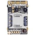 Mini Zx620 Pcb Gps nawigacja wifi Lbs lokalizator gsm pozycjonowanie nadajnik Gps pozycja w czasie rzeczywistym głos 10Mm 22*13Mm sterowaniem głosowym w Adaptery AC/DC od Elektronika użytkowa na